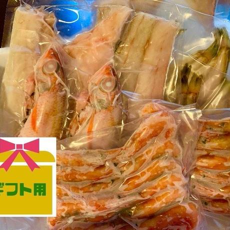 【送料無料】柴山港/香住港の海鮮お楽しみ8,000円セット #お宿まる屋