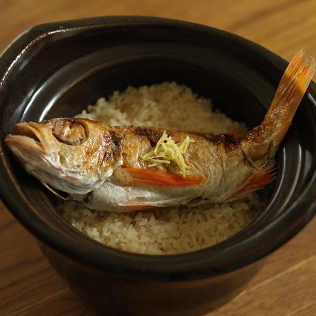 炊き込みご飯の素 日本海産のどぐろ  #入船町 火吹男