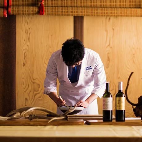 月山山菜そばセット(2人前) #山菜料理 出羽屋
