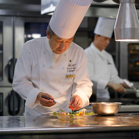 アップルチーズケーキ(7号21cm)【木箱入り】#鳥羽国際ホテル