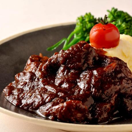 大塚牛の赤ワイン煮込み~名古屋風ブッフ・ブルギニョン~ #べべのおそうざい