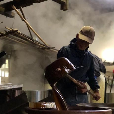 【完売御礼】創業156年の阿波和三盆を贅沢に使った花咲くおはぎ「皓月(こうげつ)」#服部製糖所
