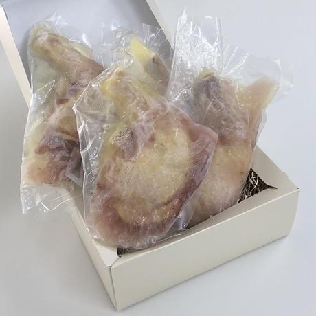 骨付き鶏もも肉のコンフィ #べべのおそうざい