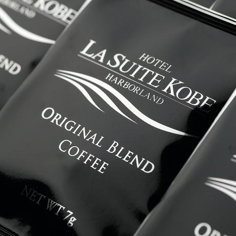 【送料無料!お試しキャンペーン】ラ・スイート オリジナルブレンドコーヒー ドリップバッグ 6個セット #ホテル ラ・スイート神戸ハーバーランド