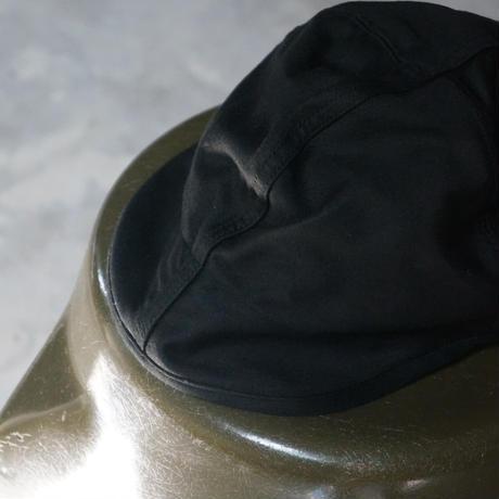 (ORDER 2021.7.29追加予定) HATS 12 FRENCH WORK CAP BLACK