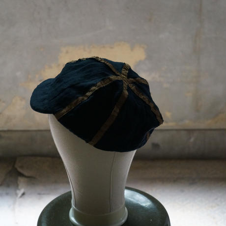 (STOCK) HATS 3 BBC NAVY