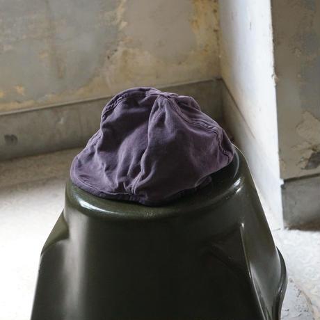 (STOCK)HATS 19 WORK CAP CORDUROY PURPLE
