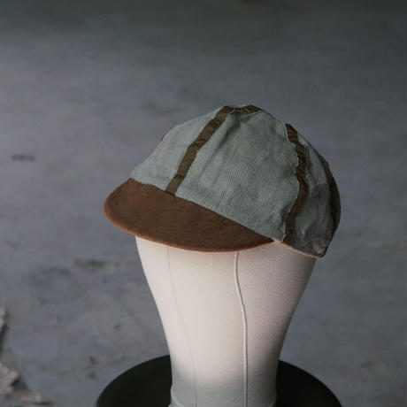 (STOCK)HATS 4 BBC 生成×BROWN LINEN