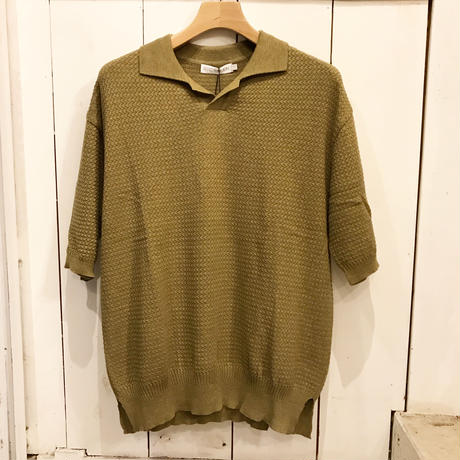 RICEMAN KNIT POLO SHIRTS