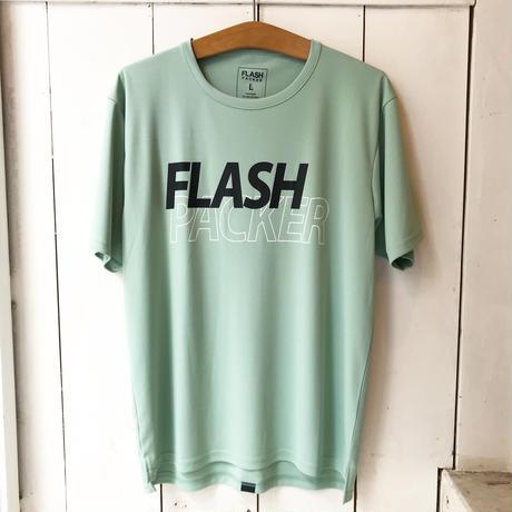 FLASHPACKER   ナノ撥水 Tシャツ