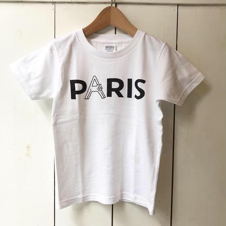 PARIS  KID'S TEE