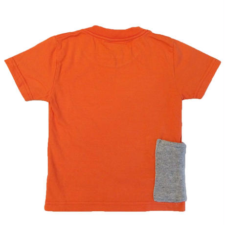 【Anti-weathers】    Anti-mosquito  Kid's  Tee    orange