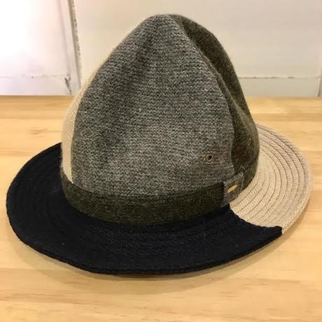 unsm  Carpaccio Hat Knit