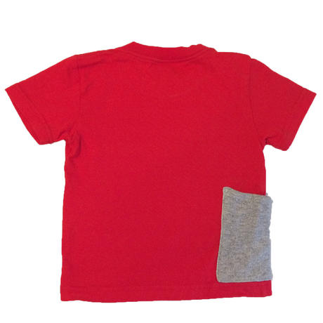 【Anti-weathers】    Anti-mosquito  Kid's  Tee    red