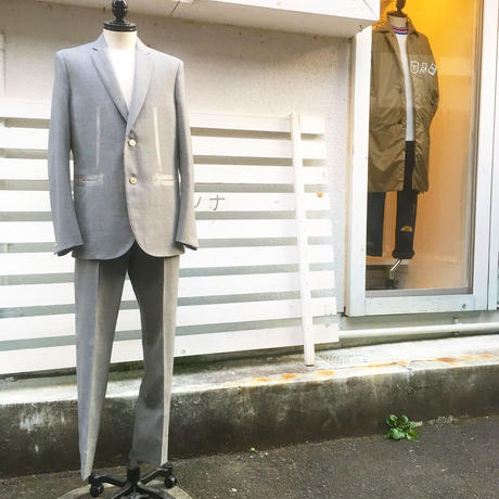 Y.O.N. (catchball&sons) seam tape Suit  (tateisucanna only)