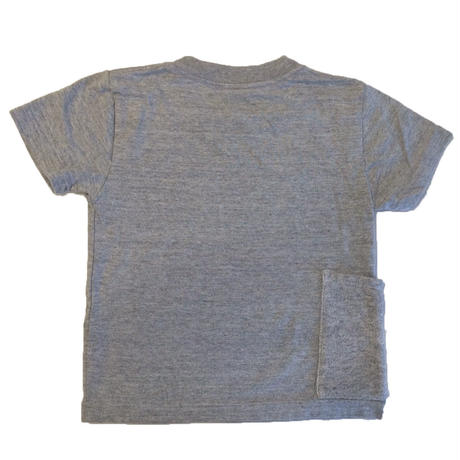 【Anti-weathers】    Anti-mosquito  Kid's  Tee    grey