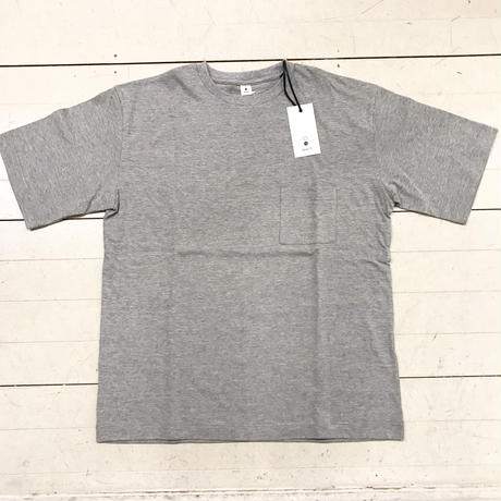 mocT   CREW NECK POCKET T-SHIRTS