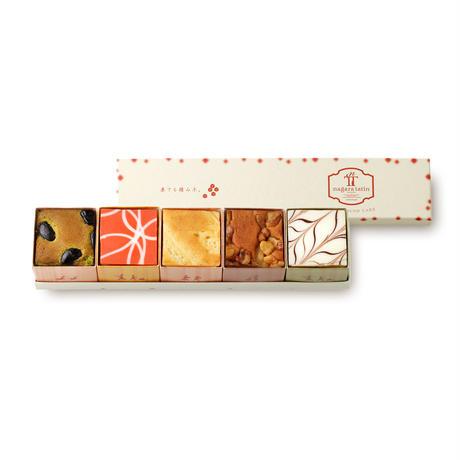 ✿お祝いや贈り物に✿ 奏でる積み木 5ヶ入
