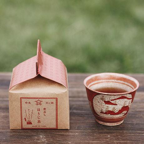 煮出しほうじ茶 ティーバッグ