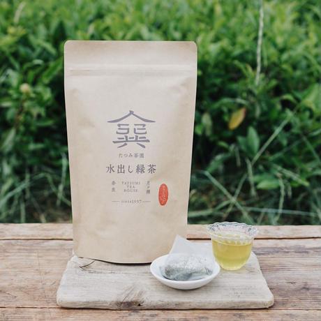 水出し緑茶 茶葉  大袋 150g