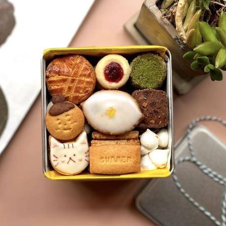 8/3-4日発送分 【選べる】ラテベース&人気No.1クッキー缶のギフトセット