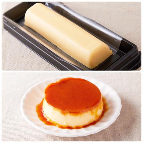 チーズテリーヌ&チーズプリンセット(2本+2個)