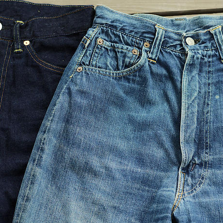 50's NORMA JEANS (701 Style)