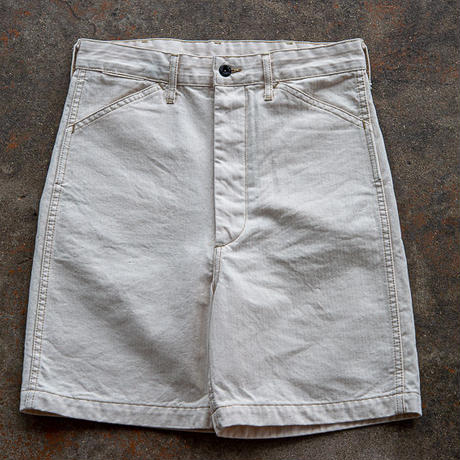 TCB 40's USMC SHORTS HBT Natural color