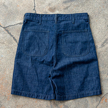 TCB 40's USMC SHORTS 10oz DENIM