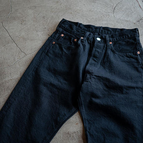 50's Jeans Black&Black/ One Washed