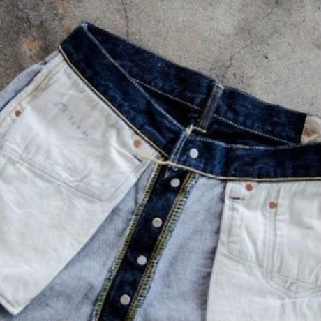 TCB jeans 50's