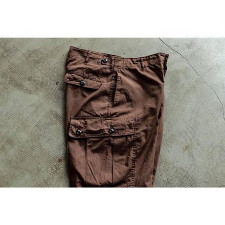 Tropical Trousers Brown