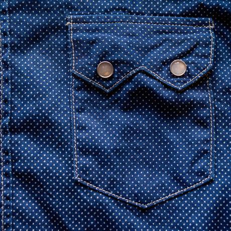 Dude Ranch Shirt Polka Dots 6oz