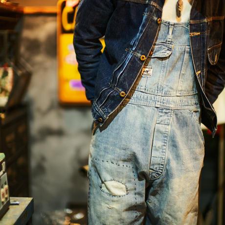 BLUE SAKURA Collaboration: Wrecked Wrecking Crew Pants