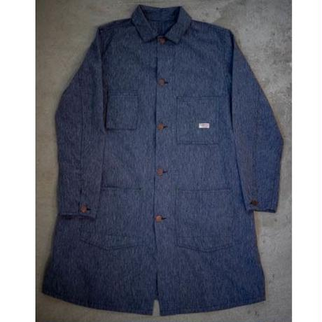 Tabby's Coat Navy Chambray