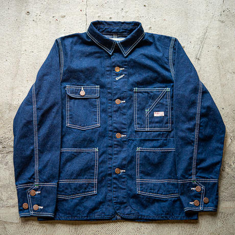 TCB TABBYS JACKET 10oz DENIM
