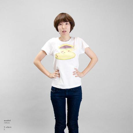 ユニセックスコーヒーカップTシャツ