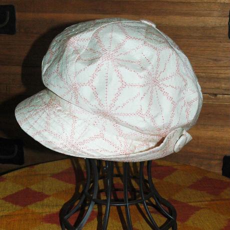 白大島の帽子