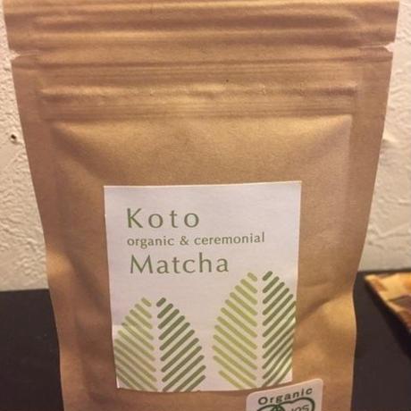 Koto Organic & Ceremonial Matcha