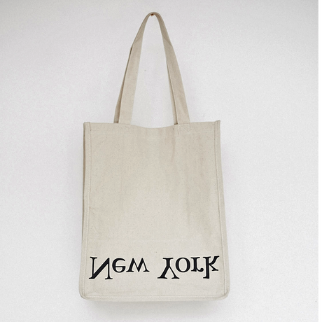 ★ ASSEMBLY NEWYORK / COTTON LOGO TOTE (NY) ★