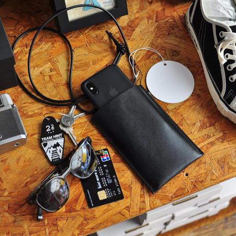 ★ Building Block /  iPhone Sling in Black (M) ★