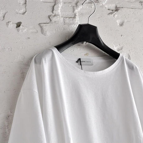 ★ SUPER Daily / ice cotton lc T shirt (WHITE) ★
