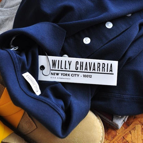 ★ WILLY CHAVARRIA - CHOLO POLO (NAVY) ★