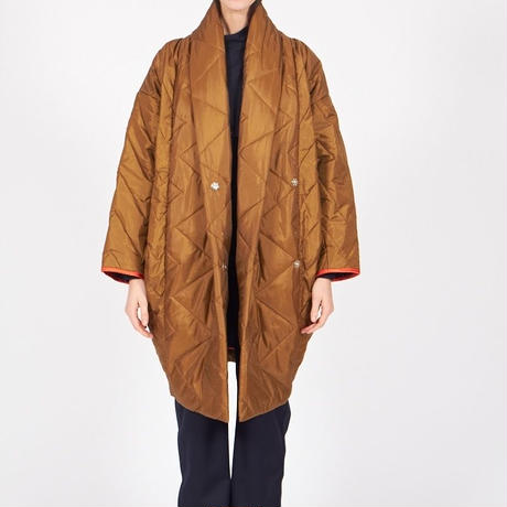 REALITY STUDIO / XIONG COAT (TAN PPADDED)
