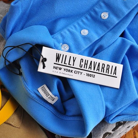 ★ WILLY CHAVARRIA - CHOLO POLO (INMATE BLUE) ★