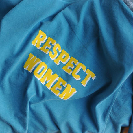 ★ WILLY CHAVARRIA - BUFFALO T - RESPECT WOMEN ★