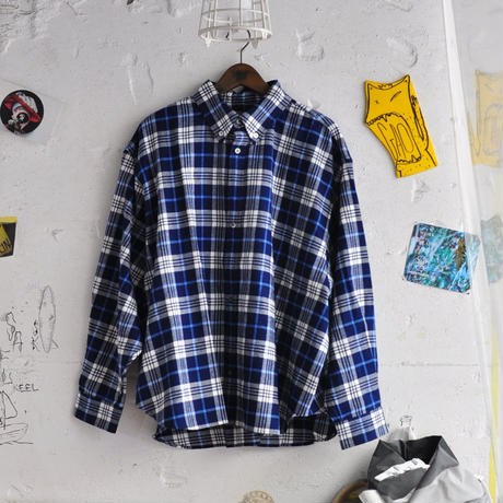 ☆  19AW / WILLY CHAVARRIA  /  BIG WILLY SHIRT ☆