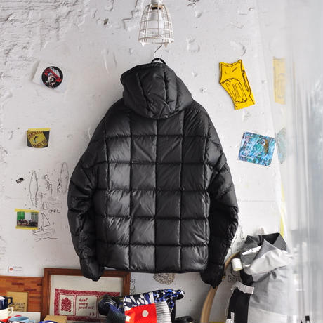 ☆  19AW / WILLY CHAVARRIA  /  DROOPY SPORT PUFFER (BLACK/SIZE:M) ☆
