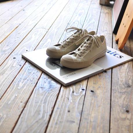 ☆  NEW ! / STUDIO NICHOLSON  /  Merino Vulcanised Sole Canvas Shoe (DOVE) ☆