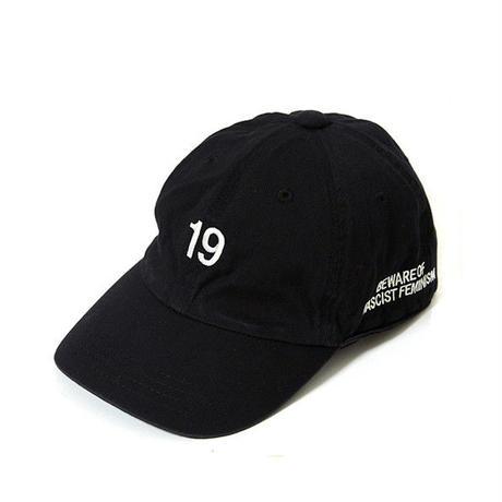 ☆ soe x CA4LA / 19 WIS Cap (BLACK) ☆